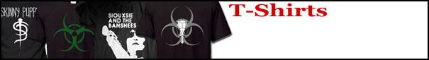 Goth band T-Shirts