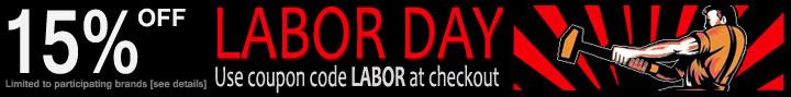 Labor Day Gothic Sale