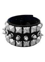 49 Leather wristband