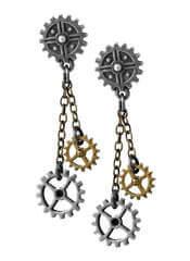 Machine Head Earrings