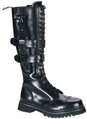 PREDATOR-I Black Combat Boots - Clearance