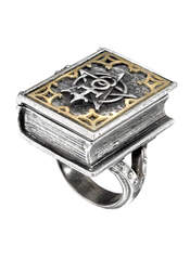 Dee's Book of Angel Magic Ring