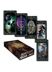 Alchemy Tarot Card Set