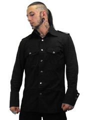 Slaine Shirt Black