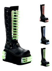 TECHNO-854UV Interchangeable Cyber Boots