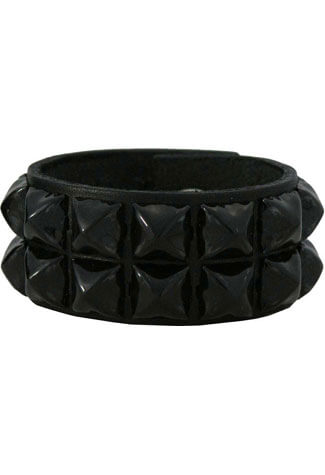 7B Leather Wristband