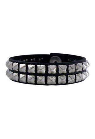 80 Leather Wristband
