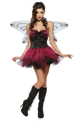 Night Fairy Costume - Clearance