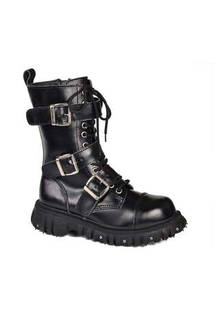 T.U.K. A6055 - 3 Strap Boots - Clearance