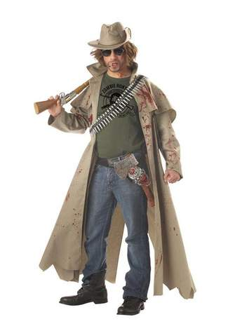 Zombie Hunter Costume - Clearance