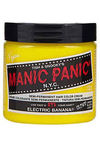 Electric Banana Hair Dye
