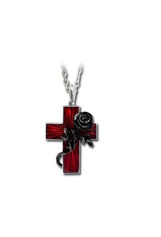 Order of the Black Rose Pendant