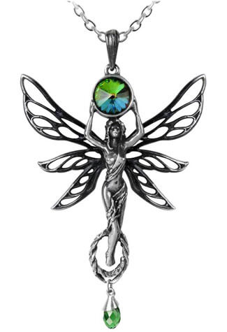 The Green Goddess Pendant