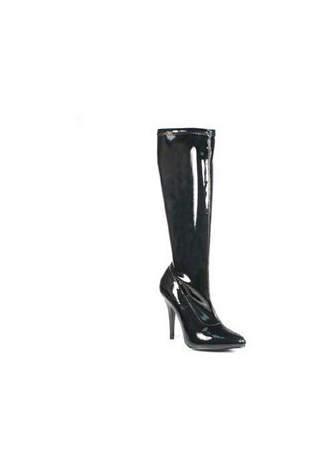 SEDUCE-2000 Black Patent Shoes