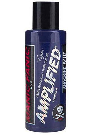 Shocking Blue Amplified Hair Dye