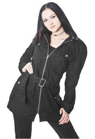 Summer Coat Black - Clearance