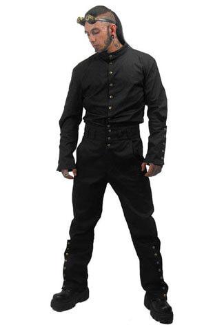Chronus Steampunk Trousers
