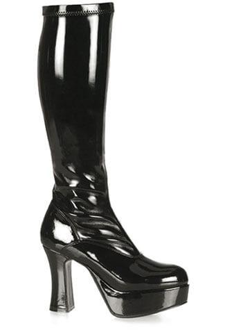 EXOTICA-2000 Patent Stretch Boots