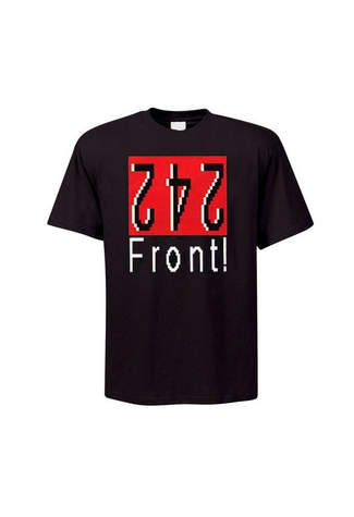 Front 242 - Never Stop T-Shirt