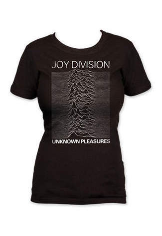 Joy Division - Unknown Pleasures 2 Womens T-Shirt