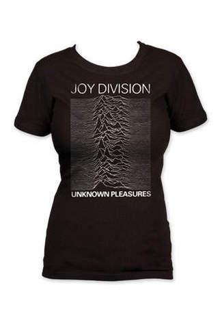 Joy Division - Unknown Pleasures 2 Womens T-Shirt