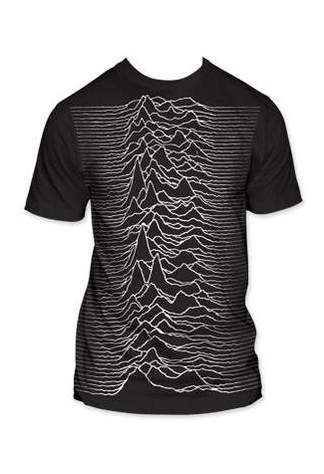 Joy Division - Unknown Pleasures 3 Mens T-Shirt