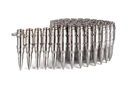 .308 Nickel Bullet Belt