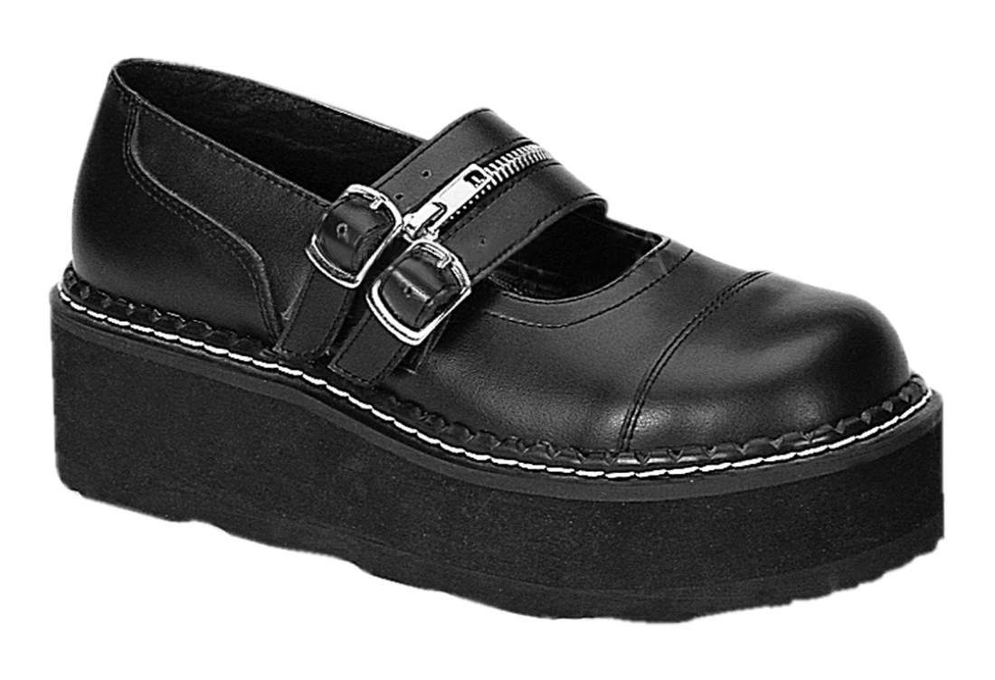 emily 306 black maryjanes