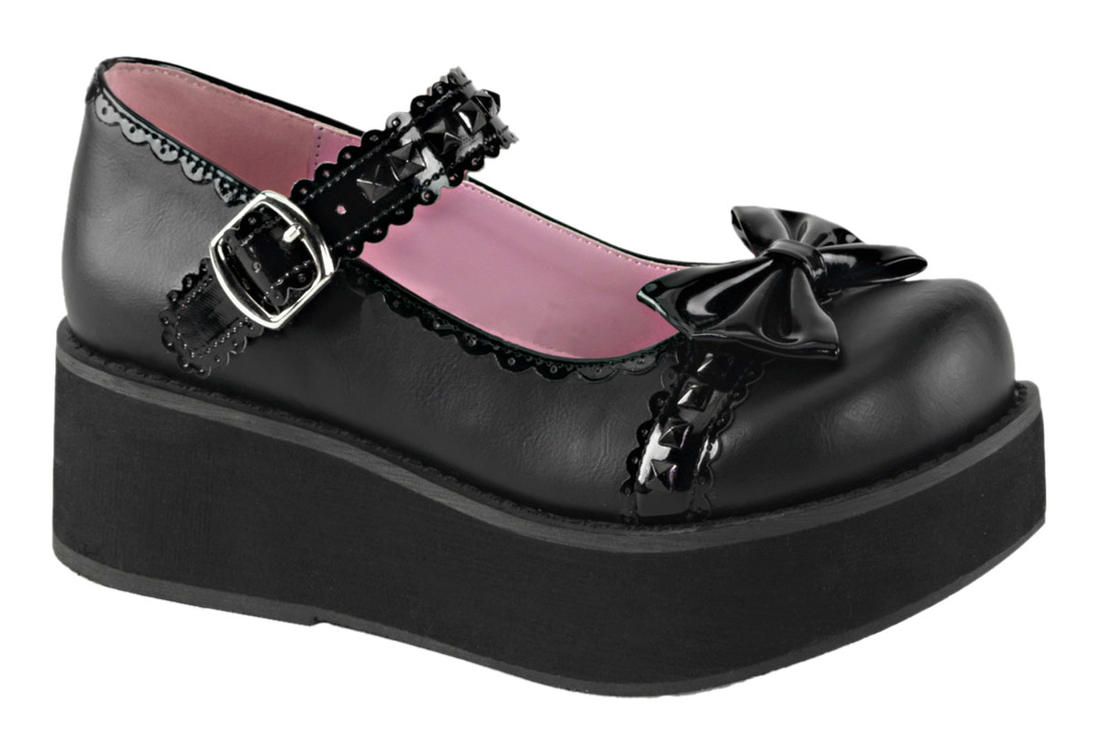 sprite 04 vegan maryjane shoes platform shoes for