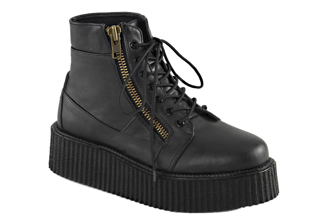 black creepers shoes bing images